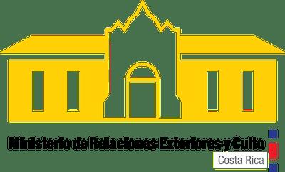 Ministerio de Relaciones Exteriores logo